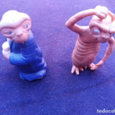 Figuras de Goma y PVC: MUÑECOS GOMA ET. Lote 206451238