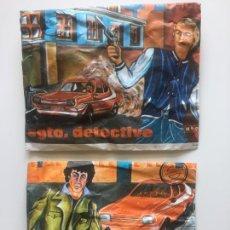 Figuras de Goma y PVC: LOTE MONTAPLEX - DETECTIVES STARSKY Y HUTCH - 227 228 - SOBRES CERRADOS. Lote 220997493