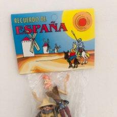 Figuras de Goma y PVC: DON QUIJOTE Y SANCHO PANZA DASI. Lote 206452416