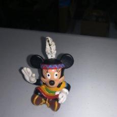 Figuras de Goma y PVC: WALT DISNEY FIGURA DE PVC AÑOS 80 MINNIE INDIA ENRLAG. Lote 206463412