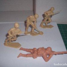 Figuras de Goma y PVC: 1/32 COMANSI PECH REAMSA HAT, MARINES USA. PLASTIC SOLDIERS. Lote 206497053