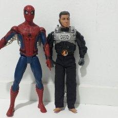 Figuras de Goma y PVC: SPIDERMAN Y HASBRO. Lote 206497402