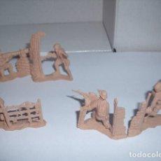 Figuras de Goma y PVC: 1/32 COMANSI PECH REAMSA SOLDADOS USA MODERNOS 1 / 40 MM. PLASTIC SOLDIERS. Lote 206499450