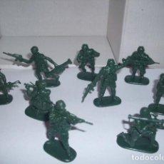Figuras de Goma y PVC: 1/32 COMANSI PECH REAMSA SOLDADOS USA MODERNOS 3 / 50 MM. PLASTIC SOLDIERS. Lote 206499782