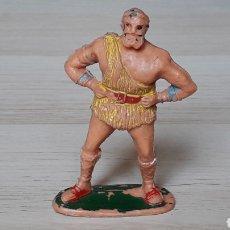 Figuras de Goma y PVC: TAURUS SERIE EL JABATO, PLÁSTICO, ESTEREOPLAST, ORIGINAL AÑOS 50-60.. Lote 206503673