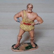 Figuras de Goma y PVC: TAURUS SERIE EL JABATO, PLÁSTICO, ESTEREOPLAST, ORIGINAL AÑOS 50-60.. Lote 206503682