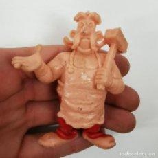 Figuras de Goma y PVC: FIGURA PVC ASTÉRIX Y OBÉLIX - ESAUTOMÁTIX - AÑO 1991 - COMICS SPAIN / TC-48. Lote 206530925