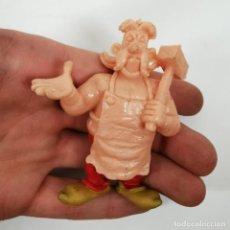 Figuras de Goma y PVC: FIGURA PVC ASTÉRIX Y OBÉLIX - ESAUTOMÁTIX - AÑO 1991 - COMICS SPAIN / TC-48. Lote 206530975