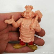 Figuras de Goma y PVC: FIGURA PVC ASTÉRIX Y OBÉLIX - ESAUTOMÁTIX - AÑO 1991 - COMICS SPAIN / TC-48. Lote 206530988