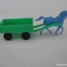 Figuras de Goma y PVC: CARRETA KIOSKO AÑOS 70 , SIN USO. Lote 108445102