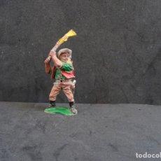 Figuras de Goma y PVC: LAFREDO COWBOY. Lote 206799196