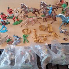 Figuras de Goma y PVC: LOTE FIGURAS GOMA PVC REAMSA. ALGUNAS POSIBLE PECH.COMANSI, JECSAN, REAMSA, LAFREDO, TEIXIDO. Lote 206819022