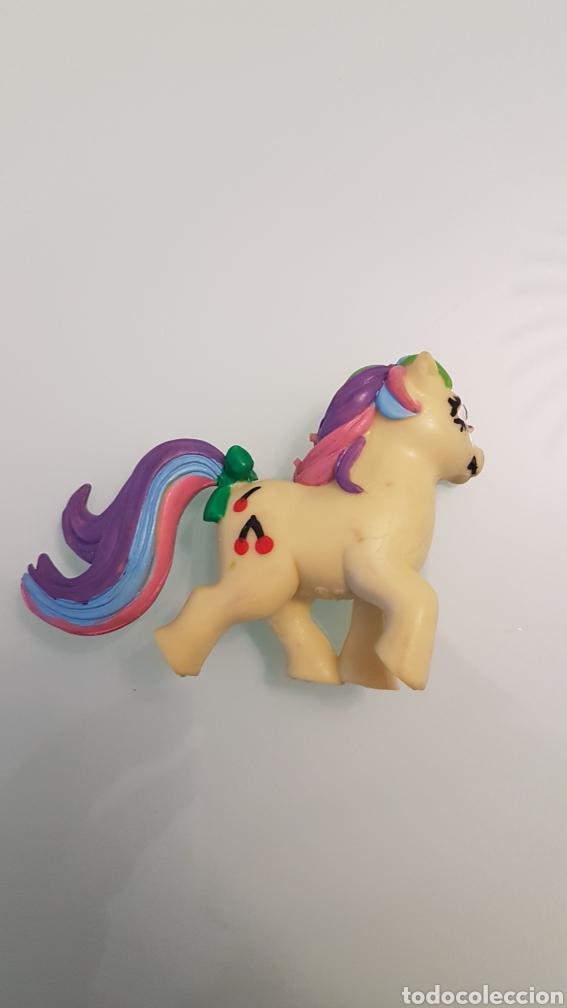 Figuras de Goma y PVC: Impecable Pequeño Pony cerezas Comics Spain - Foto 2 - 206819410
