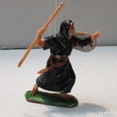 Figuras de Goma y PVC: FIGURA JECSAN SERIE MÍO CID SARRACENO. Lote 206826877