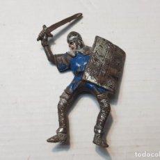 Figuras de Goma y PVC: FIGURA JECSAN SERIE JINETE MEDIEVAL. Lote 206827031
