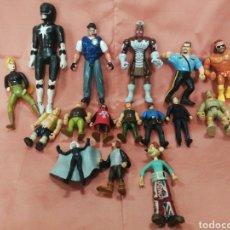 Figuras de Goma y PVC: LOTE DE 15 MUÑECOS DE PVC.. Lote 206877500