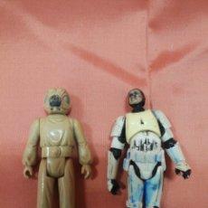 Figuras de Goma y PVC: MUÑECOS DE PVC. GUERRA DE LAS GALAXIAS.. Lote 206878262