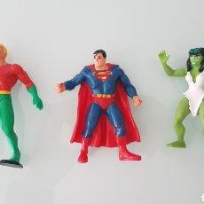 Figuras de Goma y PVC: LOTE SUPERHEROES COMICS SPAIN. Lote 206880171