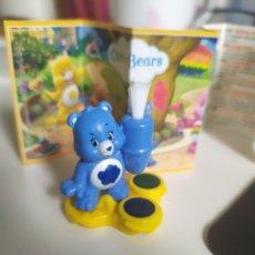Figuras Kinder: OSO AMOROSO CARE BEARS DE KÍNDER SORPRESA ( INCLUYE PAPEL Y HUEVO DE PLÁSTICO). Lote 206893123