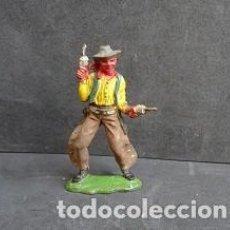 Figuras de Goma y PVC: REAMSA COWBOY REF 59. Lote 206926261