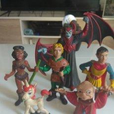 Figuras de Goma y PVC: DRAGONES Y MAZMORRAS. Lote 206961946