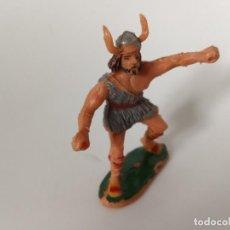 Figuras de Goma y PVC: FIGURA VIKINGO ESTEREOPLAST. Lote 206991508