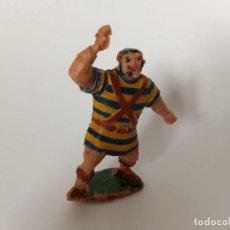 Figuras de Goma y PVC: FIGURA GOLIATH ESTEREOPLAST. Lote 206991847