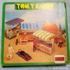 Figuras de Goma y PVC: PESCADERÍA TOM Y CANDY - COMANSI. Lote 207064411