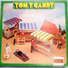 Figuras de Goma y PVC: FRUTERÍA TOM Y CANDY - COMANSI. Lote 207069787