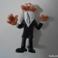 Figuras de Goma y PVC: MORTADELO FIGURA PVC COMIC SPAIN FILEMON IBAÑEZ FIGURE. Lote 207091521