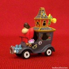 Figuras de Goma y PVC: DUNKIN DE LUXE / 1 AUTO LOCO HANNA-BARBERA. Lote 207111493