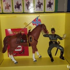 Figuras de Goma y PVC: THE WILD WEST - COMANSI WESTERN OESTE HEROES WEST- ANDREW HENDERSON. Lote 207128881