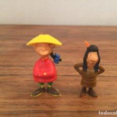 Figuras de Goma y PVC: DUNKIN FIGURAS JACKY PREMIUM. Lote 207131021