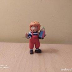 Figuras de Goma y PVC: FIGURA TEO CON LAPIZ, VIOLETA DENOU COMICS SPAIN 1988. Lote 207180670