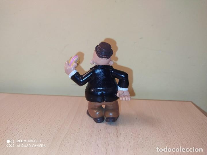 Figuras de Goma y PVC: FIGURA PILÓN EL AMIGO POPEYE EL MARINO COMICS SPAIN AÑOS 80 PVC Wimpy - Foto 2 - 207180876