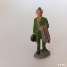 Figuras de Goma y PVC: FIGURA SERIE FERROCARRIL PECH HNOS. Lote 207211987