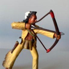 Figuras de Goma y PVC: FIGURA INDIO DE PVC BULLY. Lote 207213606