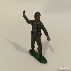 Figuras de Goma y PVC: FIGURA SOLDADO TEIXIDO EJERCITO ESPAÑOL. Lote 207241921