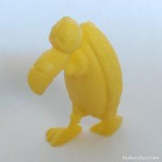 Figuras de Goma y PVC: BUITRE DEL ENTERRADOR DE LA SERIE LUCKY LUKE, FIGURA DUNKIN - TITO CON MARCA DE LA ÉPOCA DARGAUD. Lote 207276755