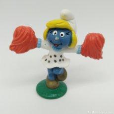 Figuras de Borracha e PVC: PITUFINA ANIMADORA - FIGURA PROMOCIONAL MCDONALDS AÑOS 90. Lote 207317817