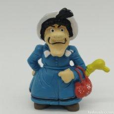 Figuras de Goma y PVC: ABUELA DALTON DE LA SERIE ANIMADA LUCKY LUKE, FABRICADA POR SCHLEICH. Lote 207319185