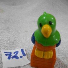 Figuras de Goma y PVC: LORO - ENVIO INCLUIDO A ESPAÑA. Lote 207340992