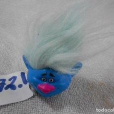 Figuras de Goma y PVC: CABEZA PELUDA - ENVIO INCLUIDO A ESPAÑA. Lote 207341083