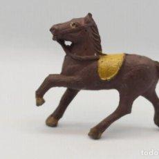 Figuras de Goma y PVC: ANTIGUA FIGURA DEL OESTE EN GOMA. ALCA CAPELL Y/O LAFREDO. AÑOS 50/60. Lote 207420150