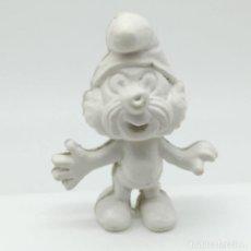 Figuras de Goma y PVC: ANTIGUO PAPÁ PITUFO AÑOS 80, SIN PINTAR, RAREZA. Lote 207422720