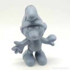 Figuras de Goma y PVC: ANTIGUO PITUFO AÑOS 80, SIN PINTAR, RAREZA. Lote 207424675
