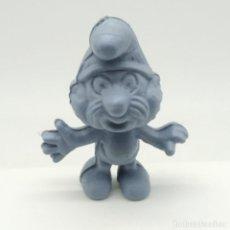 Figuras de Goma y PVC: ANTIGUO PAPÁ PITUFO AÑOS 80, SIN PINTAR, RAREZA. Lote 207429138
