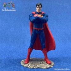 Figuras de Goma y PVC: FIGURA SUPERMAN - SCHLEICH - DC COMICS - AÑO 2014 - 11 CM. Lote 207634592