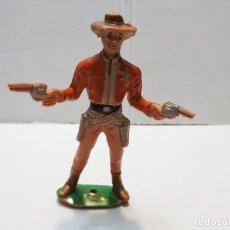 Figuras de Goma y PVC: FIGURAS COMANSI SHERIFF SERIE OESTE. Lote 207774047