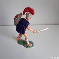 Figuras de Goma y PVC: TROYANO / GRIEGO, GUERRERO DE LA ANTIGUEDAD COMPATIBLE CON ROJAS Y MALARET Y GLADIADORES DE LAFREDO.. Lote 208137971